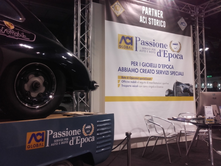 Milano AutoClassica ACI Global